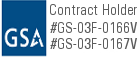 General Services Administration Logo for Furniture Leisure, Inc. - Contract #GS-03F-0167V / #GS-03F-0166V